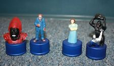 Planet of the Apes Mini Figures on Pepsi soda Caps free shipping USA used