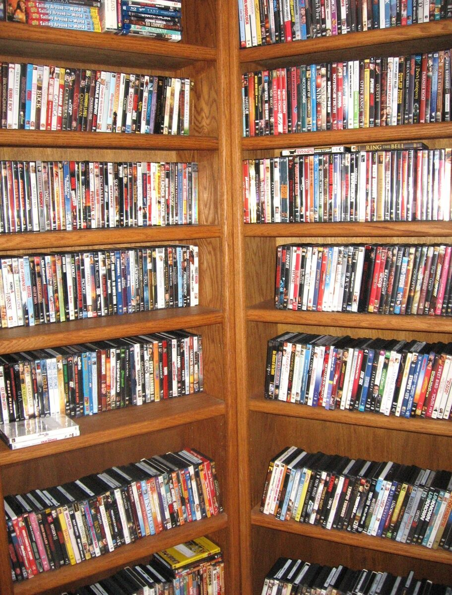D's-DVD's-Collectibles & More