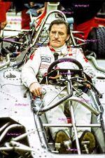 Graham Hill embajada Hill fotografía de retrato F1 3