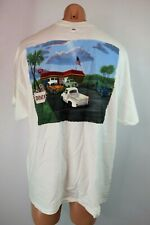 IN-N-OUT BURGER vintage cars trucks Michelle LaRaz t-shirt NWOT sz 2XL