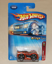 2005 Hot Wheels First Editions Blings 3 of 10 Card #033 L'Bling