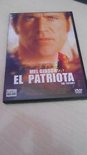 DVD EL PATRIOTA (THE PATRIOT)