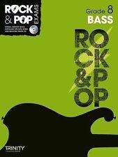 Trinity Rock & Pop Exams: Bass Grade 8 by Trinity College London (Mixed media pr