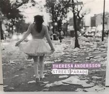 Street Parade [Digipak] by Theresa Andersson (CD,Apr-2012, Basin Street Records)