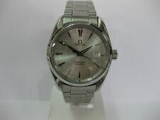 Mid Size Quartz Omega Aqua Terra Stainless Steel  25183000 Cal:1538  #1083