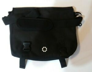 New DadGear Canvas Messenger Diaper Bag And Changing Pad Dad Gear Baby Bag