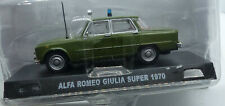 Alfa Romeo Guilia Super 1970 1:43