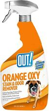 Out! Orange Oxy Stain and Odor Remover | Pet | 32.