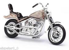 Busch 40156, AMERICANO MOTO metallico, H0 modello finito 1:87