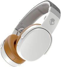 Skullcandy Crusher Wireless Over-Ear Headphones w/ Mic- Gray/Tan (refurbished)