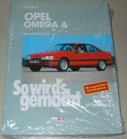 Reparaturanleitung Opel Omega A Pflegen Warten Reparieren So wirds gemacht Buch!
