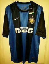 Inter Milan 12/13 Jersey mens XL
