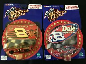 DALE EARNHARDT JR NEW 2 CARS 1/64 2000 CHEVROLET WINNERS CIRCLE Lot of 2 Cars!