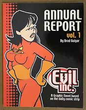 Evil Inc Annual Report (2005 Toonhound) Volume 1 Gn