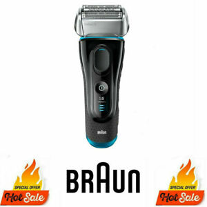 Braun Series 5 5197cc Electric Shaver for Men Wet & Dry Rechargeable Black