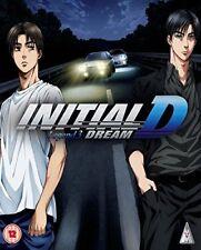 Initial D Legend 3 Dream [Bluray] [2018] [DVD]