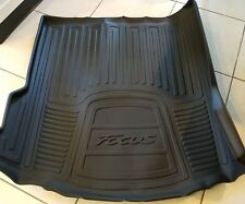 OEM NEW 2012 Ford Focus Rear Cargo Area Floor Protector Mat/Liner Black Rubber