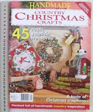 HANDMADE CHRISTMAS SPECIAL over 35 Yuletide creations Vol 29 No 7 116 Pages Chr5