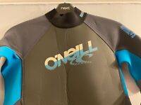 WETSUIT O'Neill Youth's Full Length Wetsuit Detachable Sleeves Age 14