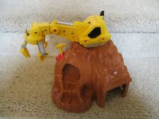 Fisher Price Geo trax Mountain Blast Mine Construction Quarry Crane Toy Part