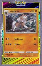 Lougaroc Holo Deck Promo -SL03:Ombres Ardentes-76/147-Carte Pokemon Neuve FR
