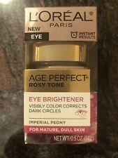 L'Oreal Paris Age Perfect Rosy Tone Eye Brightener - 0.5oz