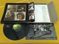 "BEATLES "" LET IT BE ""SUPER UK PXS1 BOX SET RED APPLE SLV 2u2u PASTE OVER CREDIT"