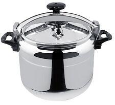 MAGEFESA Aluminum Pressure Cooker CHEF 16 Quart * NIB * FAST!