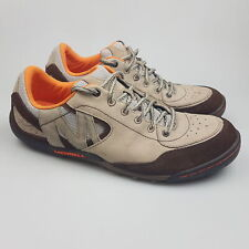 Men's MERRELL 'Brindle' Sz 10 US Shoes Brown Leather ExCon | 3+ Extra 10% Off