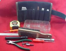 Misc Tool Lot Tool Pouch Brush Tape Measure Etc Free Shipping