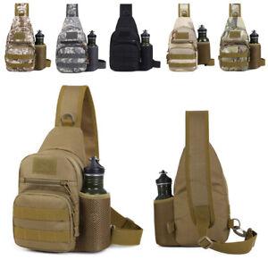 Taktische Umhängetasche Molle Schultertasche Bundeswehr Tasche BW Brusttasche