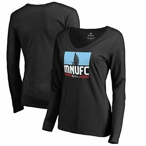 Minnesota United FC Fanatics Branded Women's Hometown Collection Long Sleeve