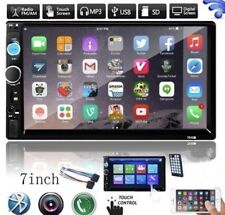 Android 7.1 radio del coche Bluetooth dvd gps doble 2 din USB GPS