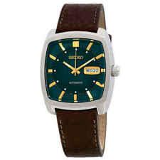 Seiko Recraft Green Men's Watch - SNKP27