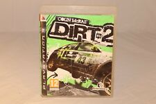 COLIN MCRAE DIRT 2 II SONY PLAYSTATION PS3 EUROPEAN PAL UK