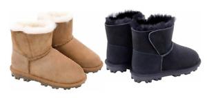 NEW!! Kirkland Kid's Shearling Winter Boots Variety