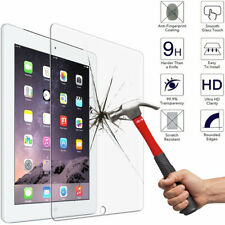 2X 9H HD Tempered Glass Screen Protector For Apple iPad Pro 11 Mini 4 5 Air 1 2