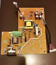 Genuine Philips 232EL Power Supply Board for LED monitor with cables MINT OEM