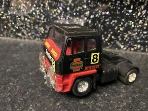 Hornby Scalextric Pirelli Racing Truck, Classic, SCX, Slot Cars