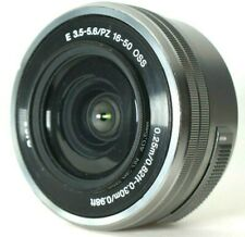 [EX3]Sony E PZ 16-50mm f/3.5-5.6 OSS Lens for Sony E-Mount Camera from Japan