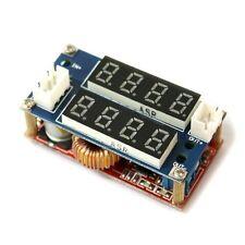 5A Constant Current/Voltage LED Driver Battery Charging Module Voltmeter Ammeter