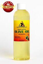 OLIVE OIL REFINED ORGANIC COLD PRESSED PREMIUM NATURAL FRESH 100% PURE 4 OZ