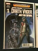 LOT OF 8 STAR WARS PREVIEWS AND FREE COMIC BOOK DAY! 1st DOCTOR APHRA