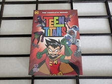 Teen Titans (2018, 7 Discs, Dvd) Complete Series Season 1-5 1,2,3,4,5 New