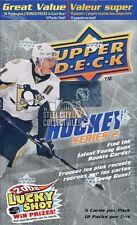 2007-08 Upper Deck Series 2 Hockey 12ct Blaster Box