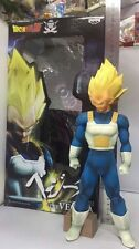 DragonBall Z Super Master Stars Piece SMSP The Vegeta PVC Figure New In Box
