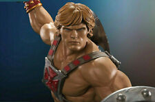 POP CULTURE SHOCK MASTERS OF THE UNIVERSE HE-MAN 1:4 SCALE STATUE