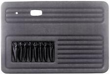 EMPI VW AIR COOLED  BUG  65-77  Black 4-piece door panel kit with pockets, 4854