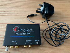 Pro-Ject Phono Box MM Moving Magnet Phono Stage - Black