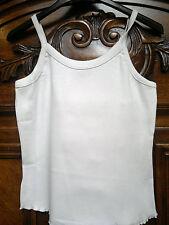 Mädchen-Tops,-T-Shirts & -Blusen im Trägertop-Stil mit Rundhals ohne Muster